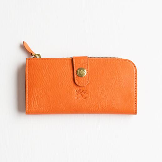 IL BISONTE(イルビゾンテ)5412305140 L-66 オレンジ
