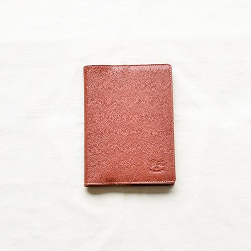 IL BISONTE(イルビゾンテ) 手帳 54152309192 L-31 アカチャ