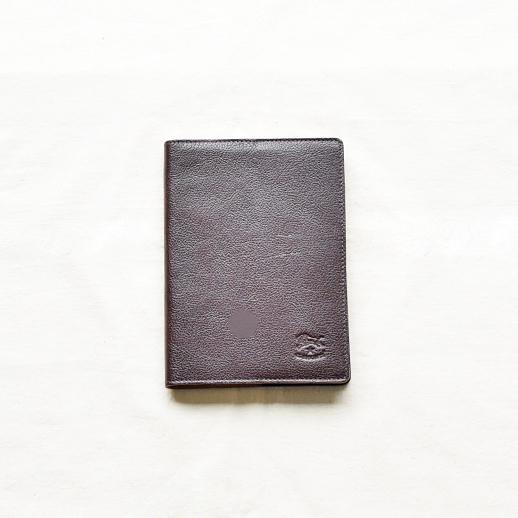 IL BISONTE(イルビゾンテ) 手帳 54152309192 L-32 コゲチャ