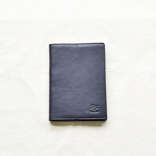 IL BISONTE(イルビゾンテ) 手帳 54152309192 L-37 ネイビー