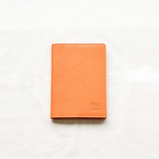 IL BISONTE(イルビゾンテ) 手帳 54152309192 L-66 オレンジ