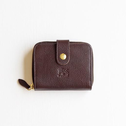 IL BISONTE(イルビゾンテ)折財布 54152309440  L-32 コゲチャ