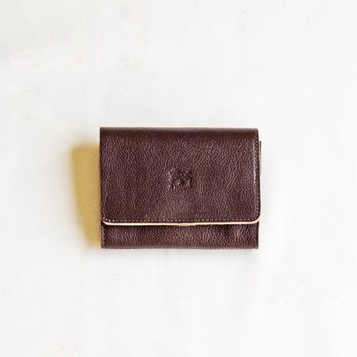 IL BISONTE(イルビゾンテ) 折財布 54172304140 L-32 コゲチャ