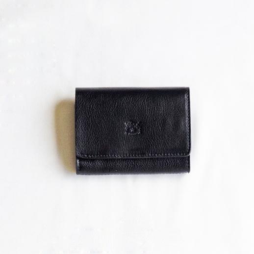 IL BISONTE(イルビゾンテ) 折財布 54172304140 L-35 クロ