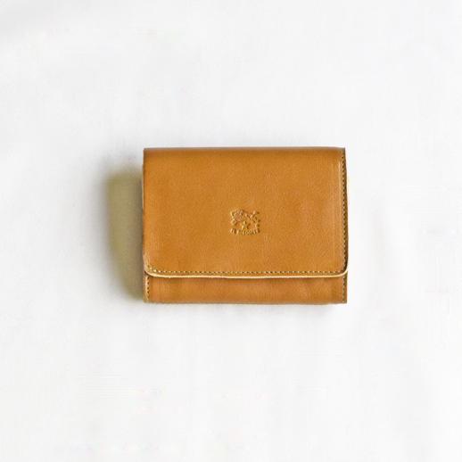 IL BISONTE(イルビゾンテ) 折財布 54172304140 L-67 カーキ