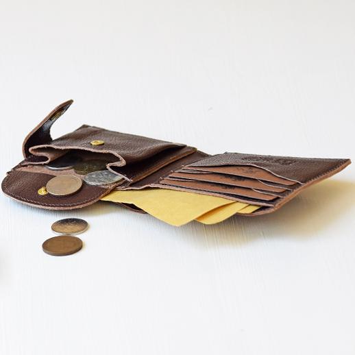 IL BISONTE(イルビゾンテ)折財布 54172309140 No.6