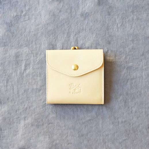 IL BISONTE(イルビゾンテ) 【season color】折財布 54182305240