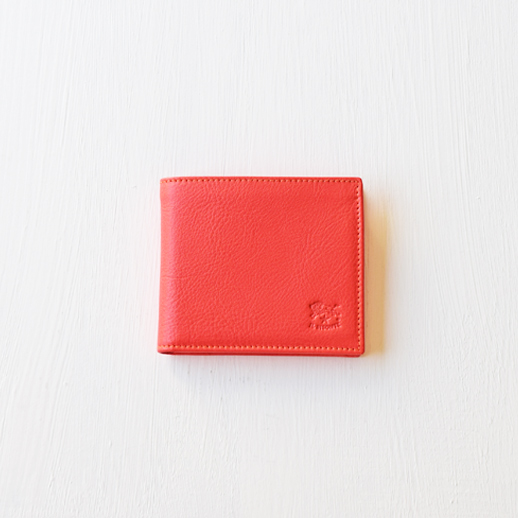 IL BISONTE(イルビゾンテ) 【season color】折財布 54182305340