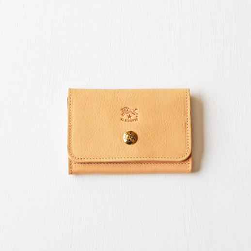 IL BISONTE(イルビゾンテ)カードケース 54192304193 L-20 ヌメ