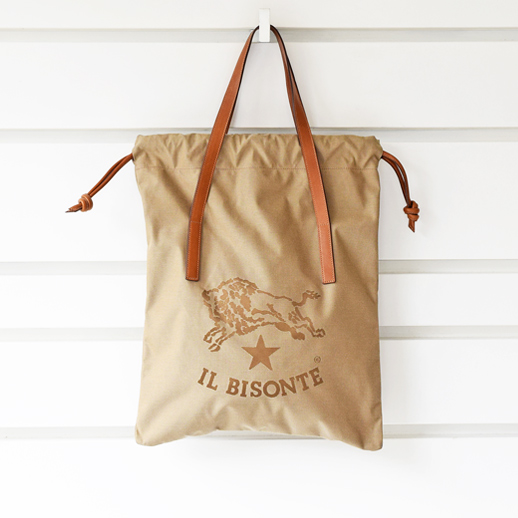 IL BISONTE(イルビゾンテ)トートバッグ【Pre-A/W collection】54192309330