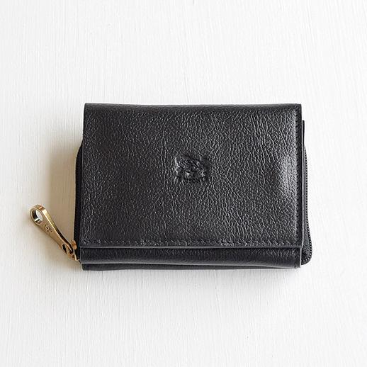 IL BISONTE(イルビゾンテ) 折財布 54192310140 L-35 クロ