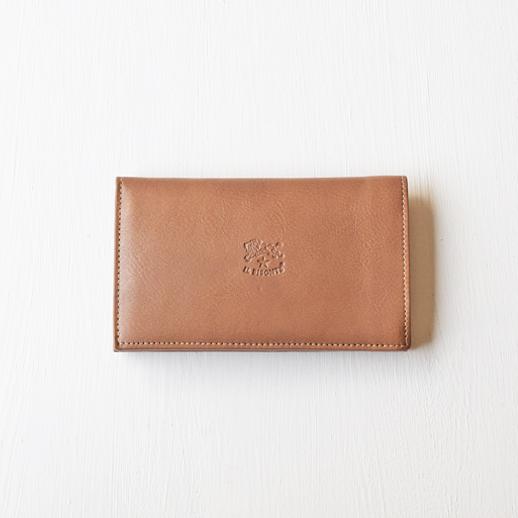 IL BISONTE(イルビゾンテ)折財布 54192311140 L-80 オルゾ
