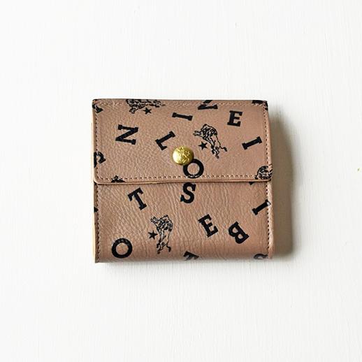 IL BISONTE(イルビゾンテ)折財布 54192312340 L-06 グレー