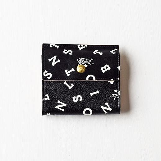 IL BISONTE(イルビゾンテ)折財布 54192312340 L-07 ブラック