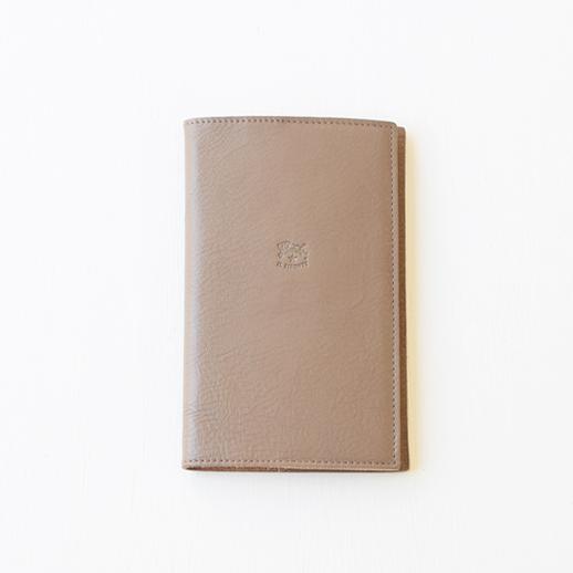 IL BISONTE(イルビゾンテ)手帳 5422300192 L-18 グレー