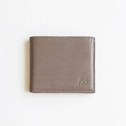 IL BISONTE(イルビゾンテ) 財布 411853 L-18 ミドルグレー