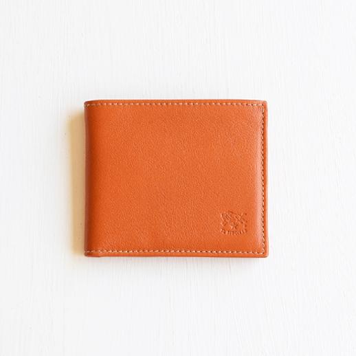 IL BISONTE(イルビゾンテ) 財布 411853L-45 キャメル