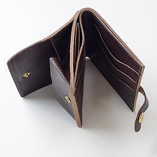 IL BISONTE(イルビゾンテ) 折財布 412228