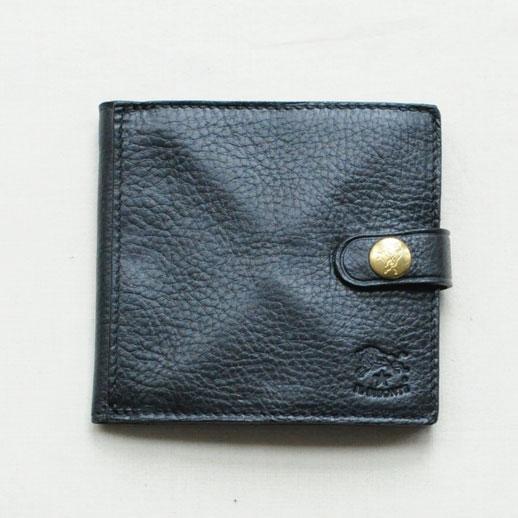 IL BISONTE(イルビゾンテ) 折財布 412228 L-37 ネイビー