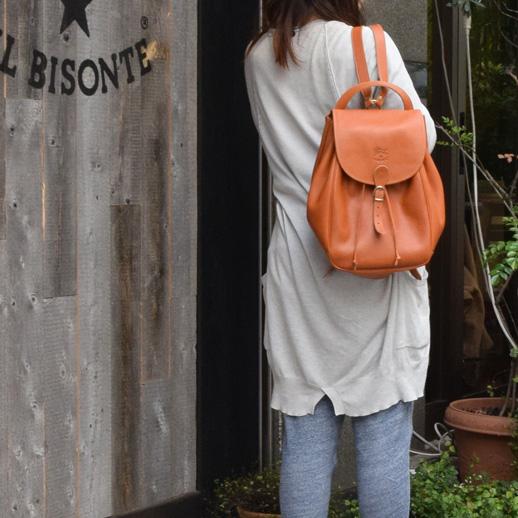IL BISONTE(イルビゾンテ)リュック 5452400117 No.10