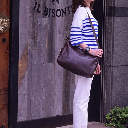 IL BISONTE(イルビゾンテ)2wayショルダー 5462305411 No.9