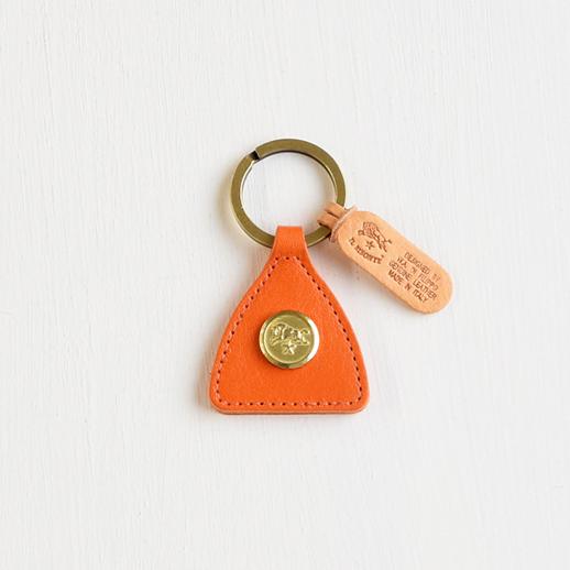 IL BISONTE(イルビゾンテ)キーホルダー 5482305590 L-66 オレンジ
