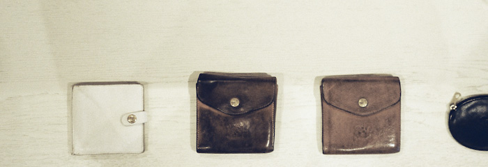 IL BISONTE 財布 > 折財布
