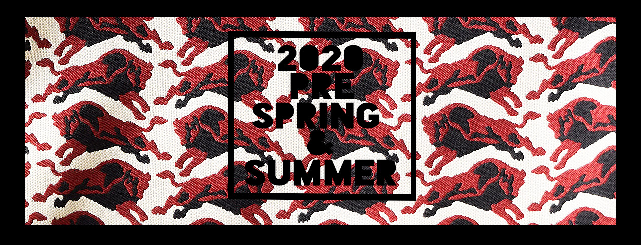 2020 PRE SPRING&SUMMER